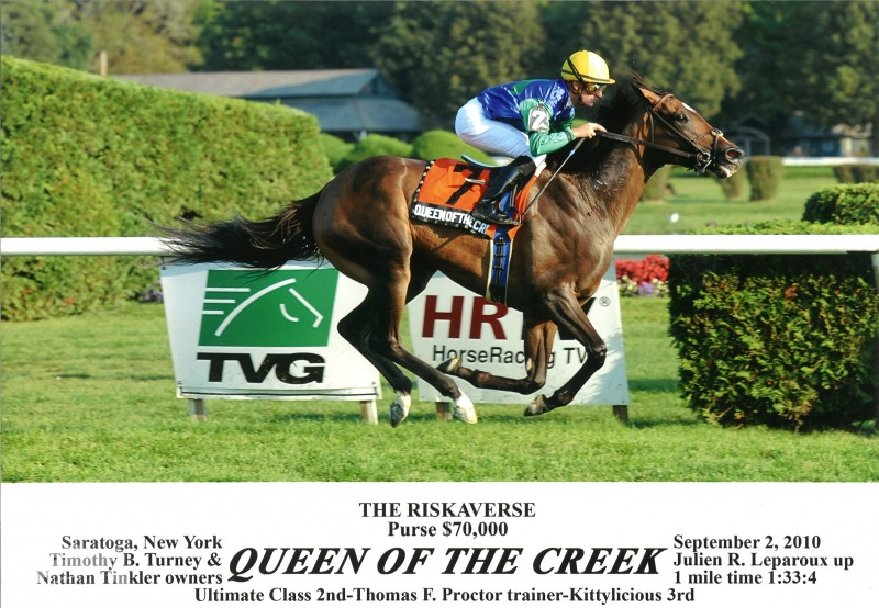 Queen of the Creek (USA) - photo 1